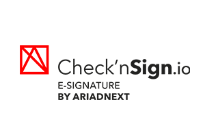 Logo Checknsign Rvb + Baseline