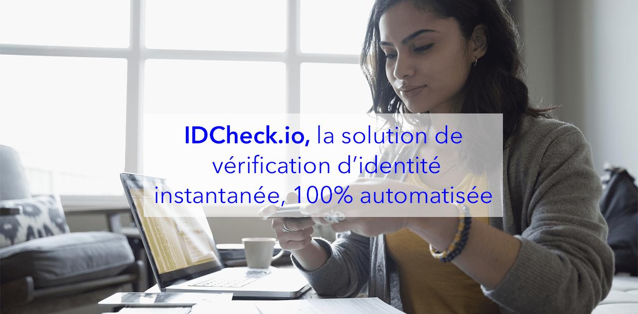 Idcheck.io La Verification D'identité En Ligne