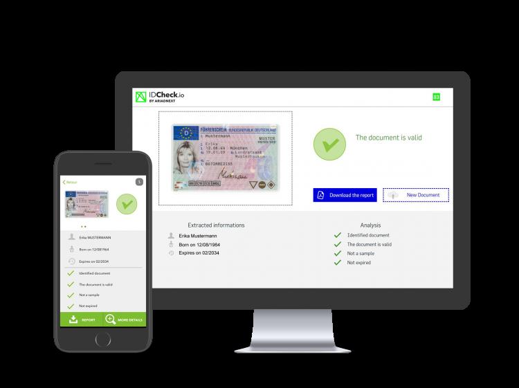 servicio de verificación de identidad